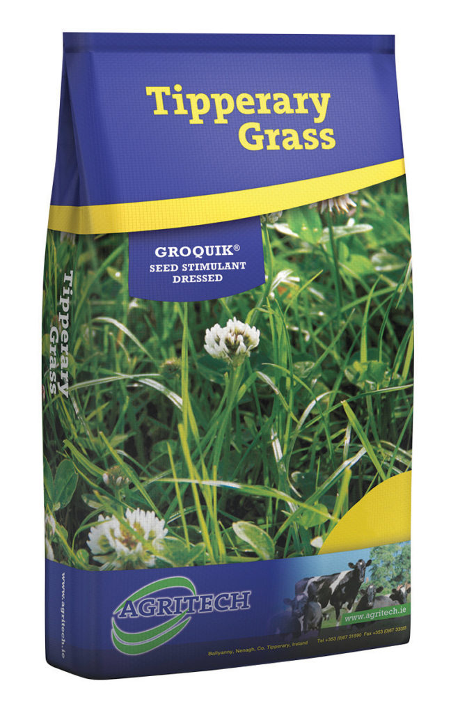 bag of tipperary grass