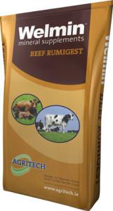 Welmin Beef Rumigest - Welmin Beef Mineral Supplements