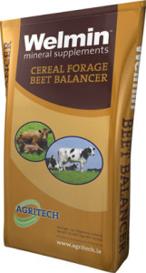 Welmin Cereal Forage Beet Balancer - Welmin Beef Mineral Supplements