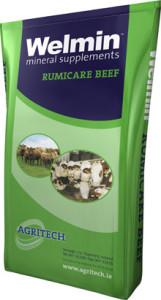 Welmin Rumicare Beef - Livestock Mineral Supplements