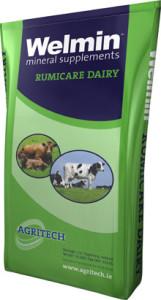 Welmin Rumicare Dairy - Livestock mineral supplements