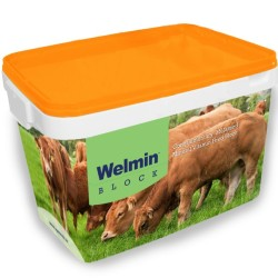 Welmin Optimate Omega 3 Energy & Protein Block - Welmin Beef Mineral Supplements