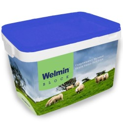 Welmin Optimate Omega 3 Sheep Block - Welmin Sheep Mineral Supplements