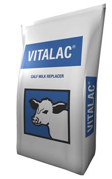 Calf milf replacer
