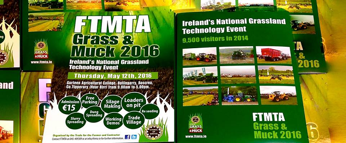 Visit us at FTMTA Grass and Muck 2016
