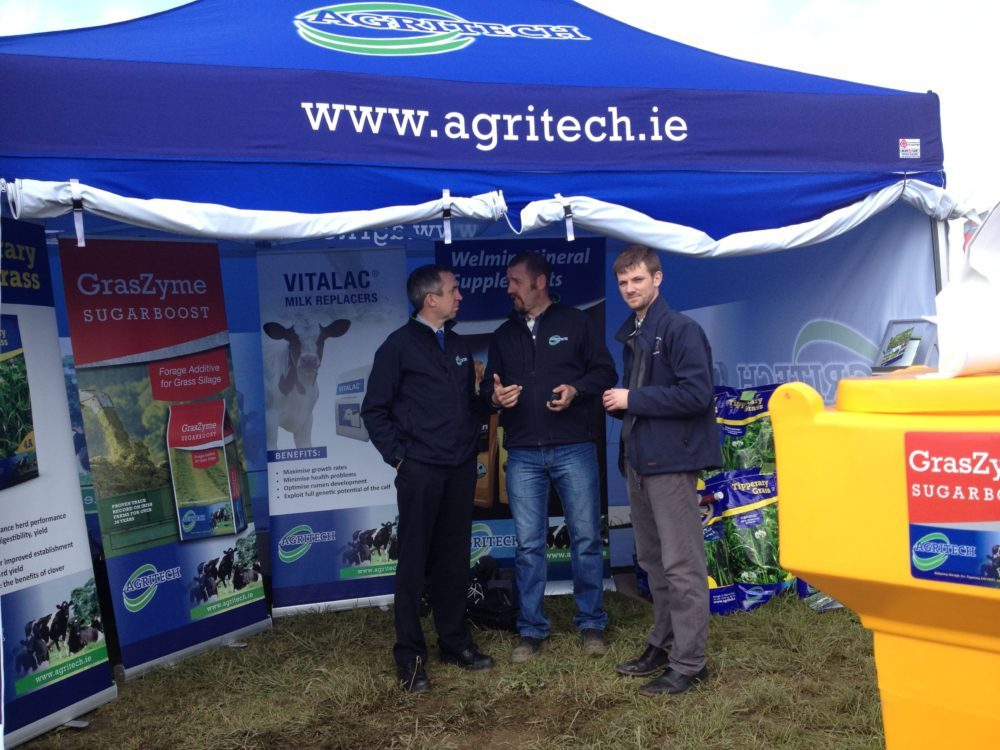Agritech at the FTMTA Grass and Muck show