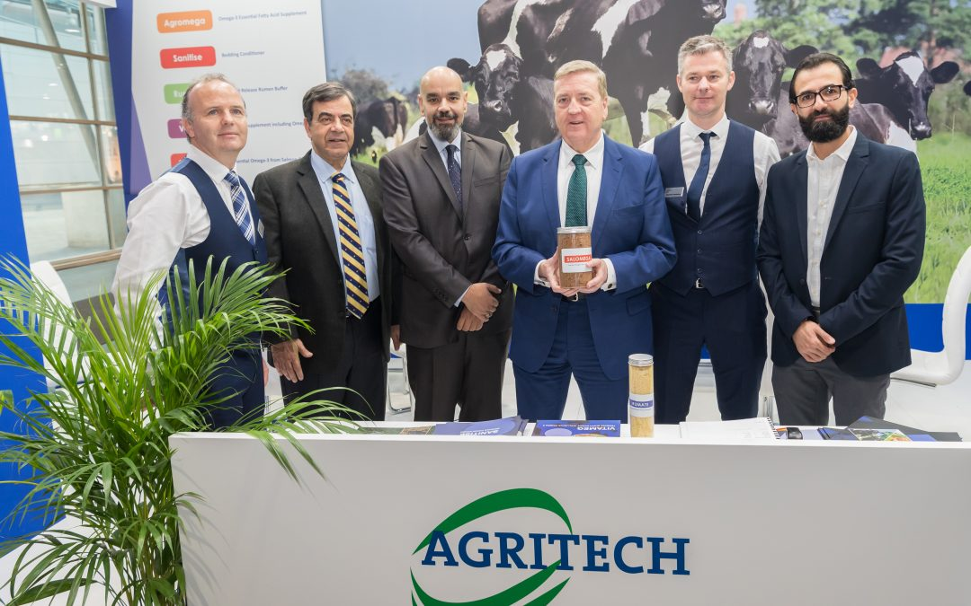 Agritech announce new Egyptian deal at EuroTier 2018