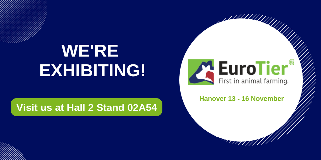 Eurotier 2018 - We're Exhibiting - Agritech