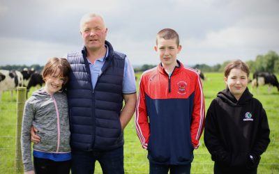 How this Roscommon farmer gets autumn reseeding right