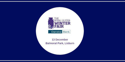 Visit us at Royal Ulster Winter Fair