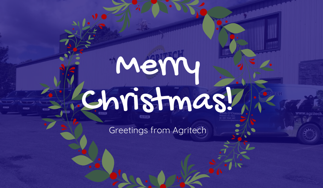 Season's Greetings from Agritech
