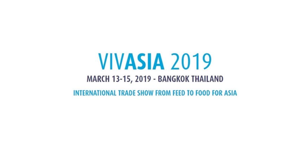 We're Exhibiting   VIV Asia 2019
