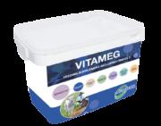 Vitameg calf supplement bucket